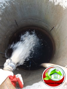 Почистить питьевой колодец в Алексинском районе и Алексино